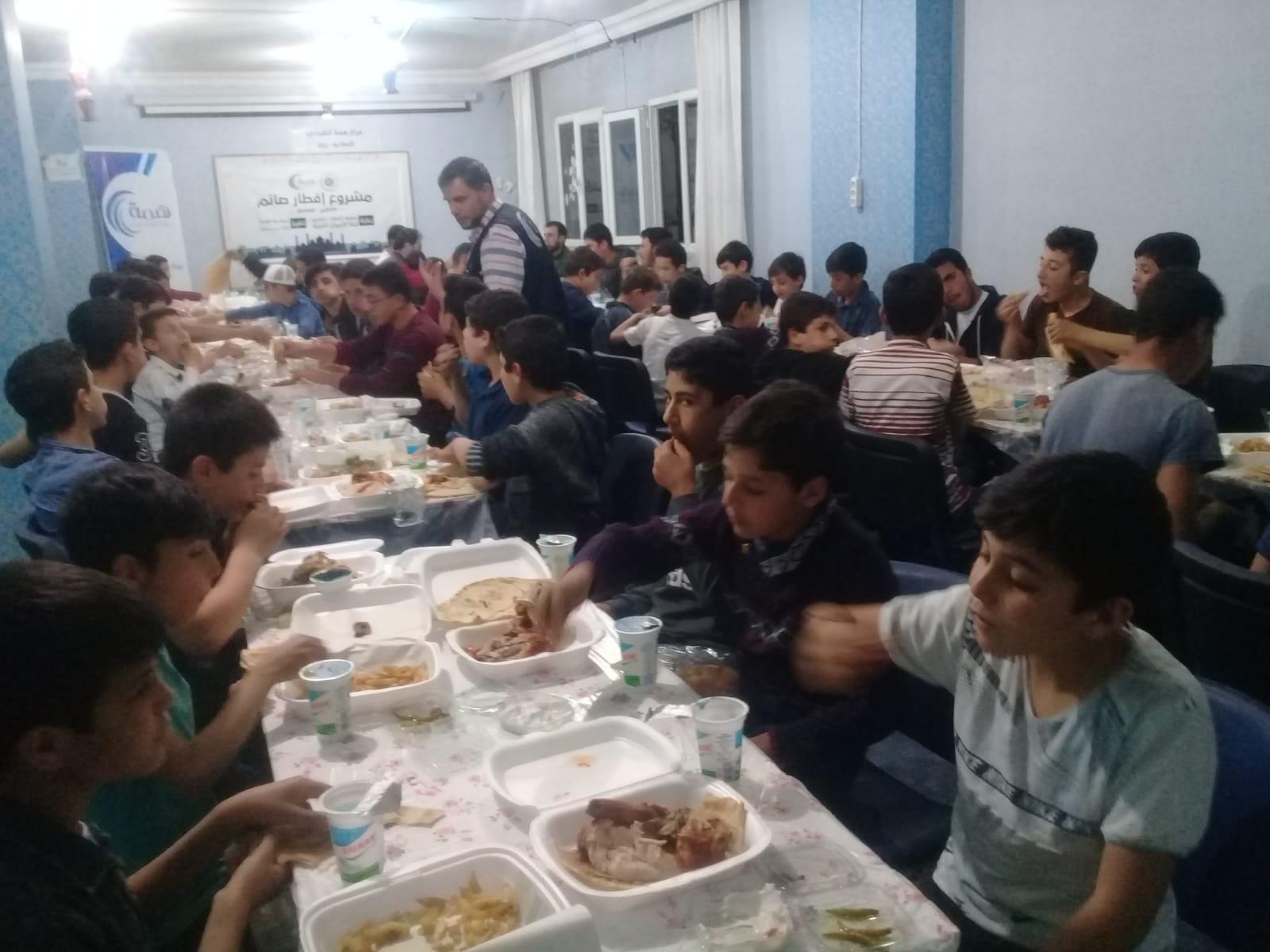 إفطارات رمضان – تركيا