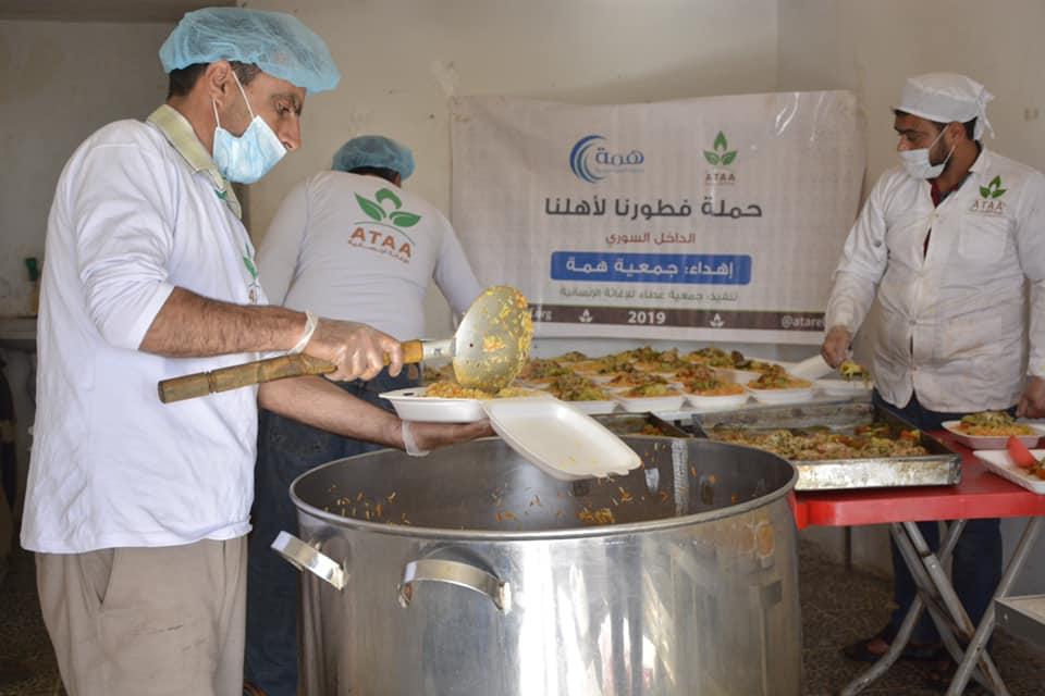 إفطارات رمضان – سوريا